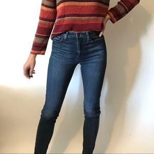 {Joe's} high rise skinny jeans